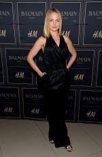 MENA SUVARI at Balmain x H&M Los Angeles VIP Pre-launch in West Hollywood 11/04/2015