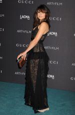 MIA MAESTRO at LACMA 2015 Art+Film Gala Honoring James Turrell and Alejandro G Inarritu in Los Angeles 11/07/2015