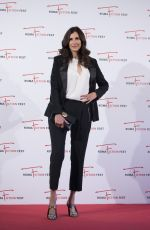 MICHAELA WATKINS at 9th Roma Fiction Fest: Casual Photocall in Rome 11/13/2015