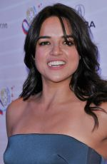 MICHELLE RODRIGUEZ at 11th Annual Chinese American Film Festival Opening Ceremony in Hollywood 11/03/2015