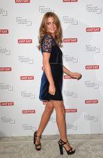 MILLIE MACKINTOSH at British Takeaway Awards in London 11/09/2015