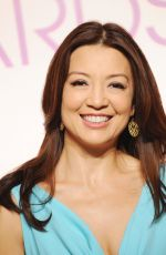 MING-NA WEN at People's Choice Awards 2016 Nominations in Beverly Hills 11/03/2015