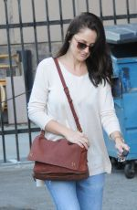 MINKA KELLY Out in Beverly Hills 11/06/2015