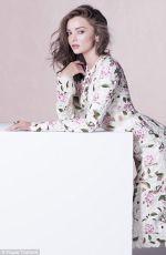 MIRANDA KERR in Vogue Magazine, Thailand December 2015 Issue