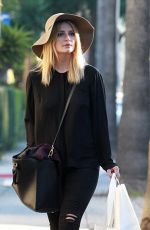 MISCHA BARTON Out and About in West Hollywood 11/23/2015