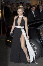 MOLLIE KING at 2015 British Fashion Awards in London 11/23/2015