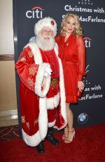 MOLLY SIMS at The Grove Christmas with Seth Macfarlane 11/14/2015