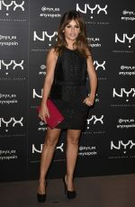 MONICA CRUZ at NYX Cosmetics Launch in Madrid 11/11/2015