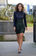 MYLEENE KLASS at Littlewoods Photocall at The Savoy Hotel in London 11/02/2015