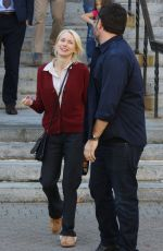 NAOMI WATTS on the Set of The Book of Henry in New York 11/04/2015
