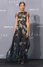 NAOMIE HARRIS at Spectre Premiere in Berlin 10/28/2015