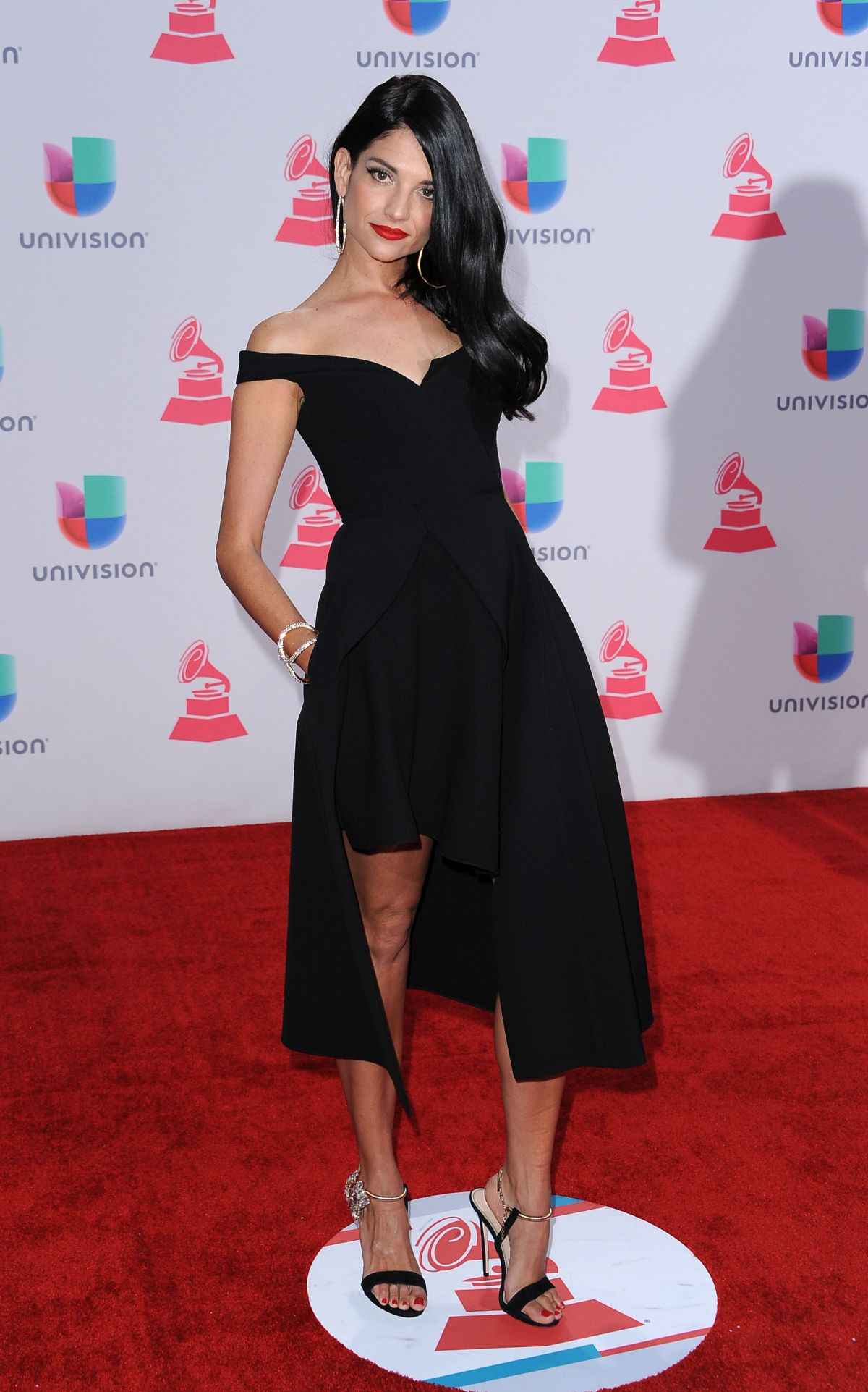 NATALIA JIMENEZ at 2015 Latin Grammy Awards in Las Vegas 11/18/2015