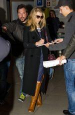 NATALIE DORMER Arrives at Berlin Tegel Airport 11/01/2015