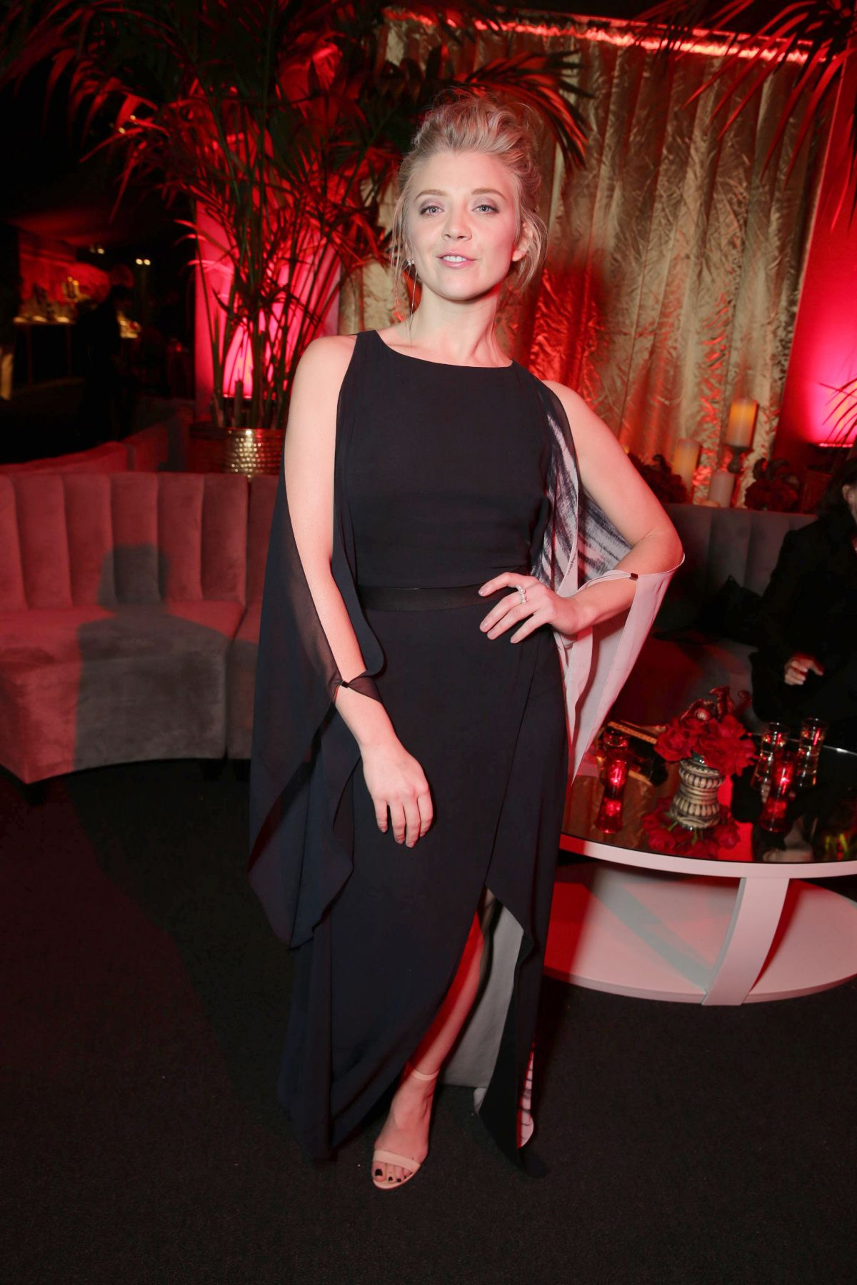 NATALIE DORMER at The Hunger Games: Mockingjay, Part 2 Premiere After Oarty in Los Angeles 11/16/2015