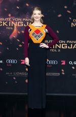 NATALIE DORMER at The Hunger Games: Mockingjay, Part 2 Premiere in Berlin 11/04/2015
