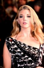 NATALIE DORMER at The Hunger Games: Mockingjay, Part 2 Premiere in London 11/05/2015