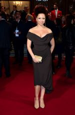 NATALIE GUMEDE at ITV 60th Anniversary Gala in London 11/19/2015