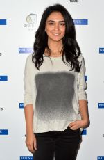 NAZANIN BONIADI at The Children's Monologues at Royal Court Theatre in london 10/25/2015