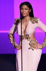 NICKI MINAJ at 2015 American Music Awards in Los Angeles 11/22/2015