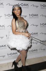 NICKI MINAJ at Haunted Funhouse Halloween Party in Las Vegas 10/30/2015