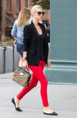 NICKY HILTON Out in New York 11/06/2015