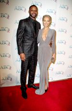 NICKY WHELAN at Talk of the Town Gala in Beverly Hills 11/22/2015