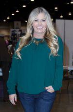 NICOLE EGGERT at Wizard World Comic Con in Reno 11/22/2015