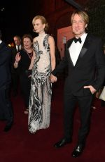 NICOLE KIDMAN at Evening Standard Theatre Awards in London 11/22/2015