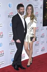 NICOLE KIMPEL at AFI Fest 2015 Centerpiece Gala: 33 Premiere in Hollywood 11/09/2015