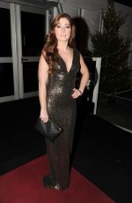 NIKKI SANDERSON at The Gem Appeal Annual Winter Ball in Blackpool 11/21/2015