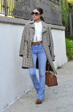 OLIVIA CULPO Out and About in Los Angeles 11/08/2015