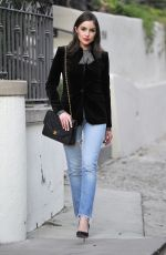 OLIVIA CULPO Out and About in Los Angeles 11/15/2015