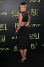 OLIVIA HOLT at hfpa and Instyle Celebrate 2016 Golden Globe Award Season in West Hollywood 11/17/2015