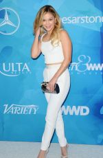 OLIVIA HOLT at WWD and Variety