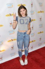 OLIVIA STUCK at 4th Annual Celebrity Stuff-a-thon in Los Angeles 11/07/2015