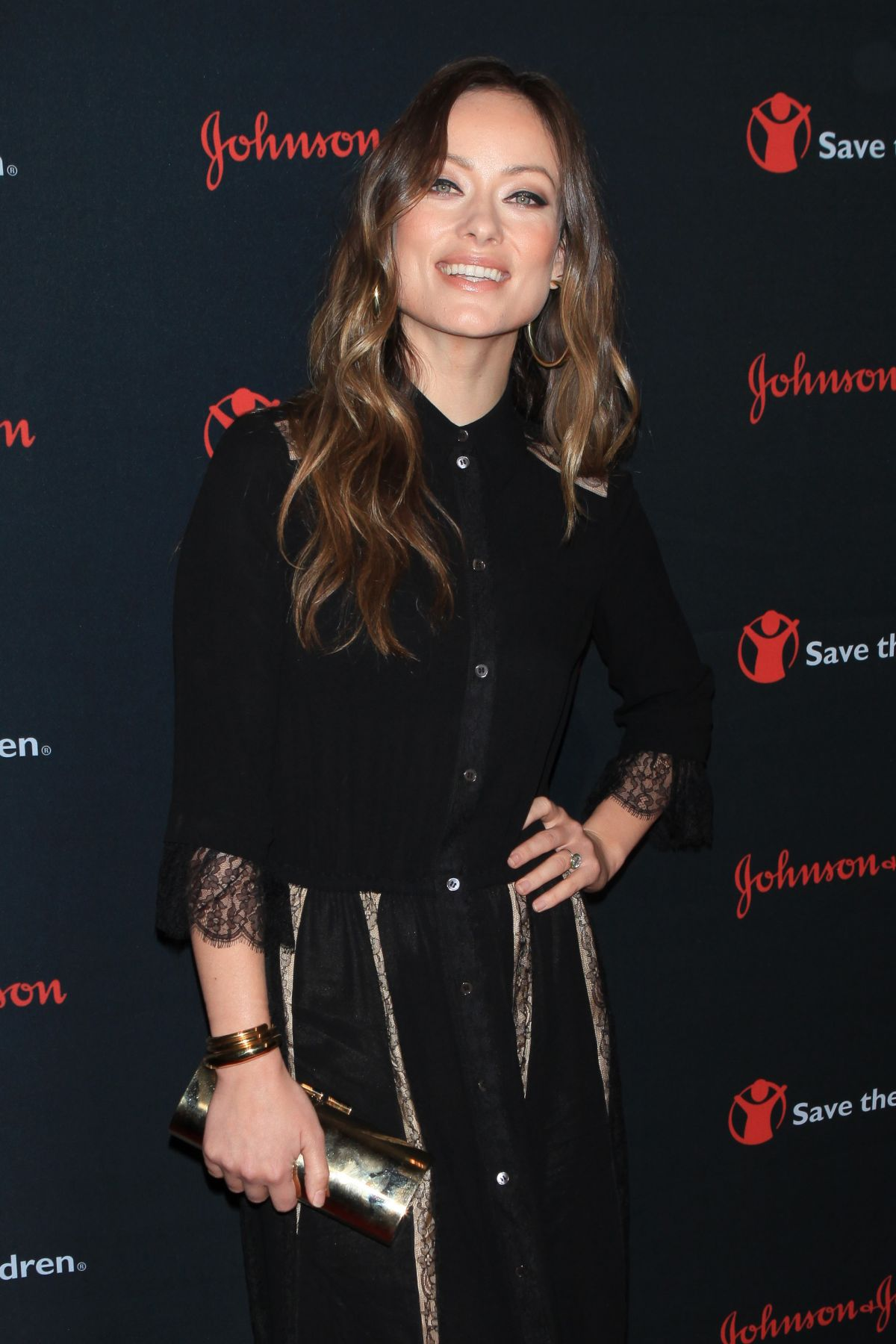 OLIVIA WILDE at 3rd Annual Save the Children Illumination Gala in New York 11/17/2015