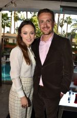 OLIVIA WILDE at Indie Contenders Roundtable at 2015 AFI Festin Hollywood 11/08/2015
