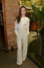 OLIVIA WILDE at Indie Contenders Roundtable at AFI Fest 2015 11/08/2015