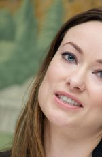 OLIVIA WILDE at Vinyl Press Conference Portraits in New York 11/21/2015