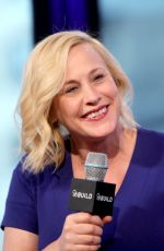 PATRICIA ARQUETTE at AOL Studios in New York 11/13/2015