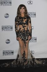 PAULA ABDUL at 2015 American Music Awards in Los Angeles 11/22/2015