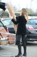 PERRIE EDWARDS Out Shopping in London 11/23/2015