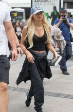 PIA MIA PEREZ Out and About in Melbourne 11/19/2015