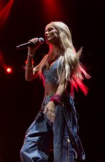 PIA MIA PEREZ Performs at Beats and Eats Concert in Sydney 11/21/2015