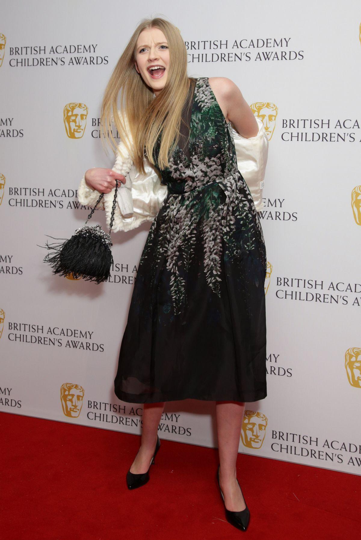 POPPY LEE FRIAR at 20th British Academy Children