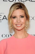 Pregnant IVANKA TRUMP at Glamour's 25th Anniversary Women of the Year Awards in New York 11/09/2015