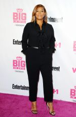 QUEEN LATIFAH at VH1 Big in 2015 With Entertainment Weekly Awards in West Hollywood 11/15/2015