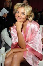 RACHEL HILBERT at Victoria's Secret 2015 Fashion Show Backstage 11/10/2015