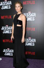 RACHEL TAYLOR at Jessica Jones Premiere in New York 11/17/2015