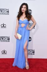 RAINEY QUALLEY at 2015 American Music Awards in Los Angeles 11/22/2015